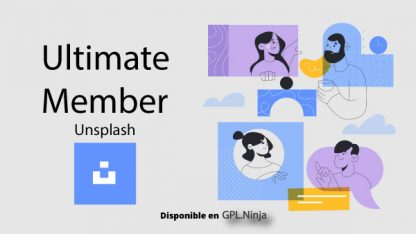 Ultimate Member Unsplash