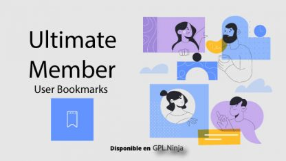 Ultimate Member User Bookmarks