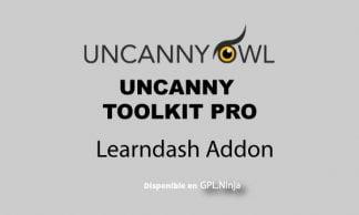 Uncanny Learndash Toolkit