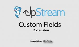 Upstream Custom Fields