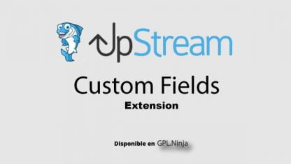 Upstream Custom Fields