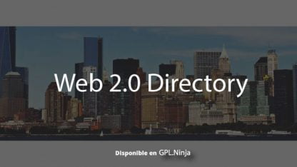 Web 2.0 Directory Plugin