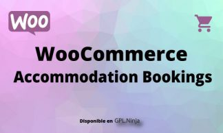 Woocommerce Accommodation Bookings