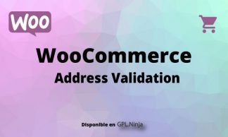 Woocommerce Address Validation