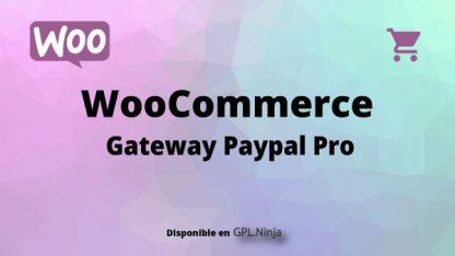 Woocommerce Gateway Paypal Pro