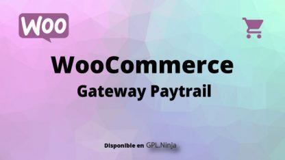 Woocommerce Gateway Paytrail