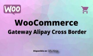 Woocommerce Gateway Alipay Cross Border