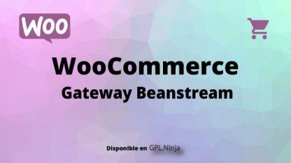 Woocommerce Gateway Beanstream