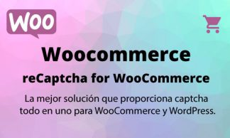reCaptcha for WooCommerce