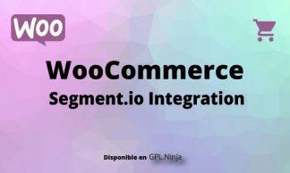 Woocommerce Segmentio Connector