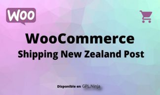 Woocommerce Shipping New Zealand Post