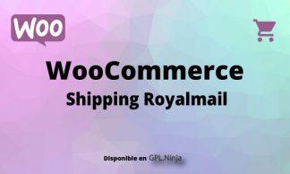 Woocommerce Shipping Royalmail