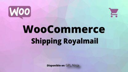 Woocommerce Shipping Royalmail