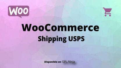 Woocommerce Shipping USPS