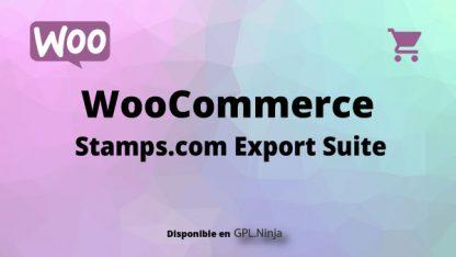 Woocommerce Stamps Com
