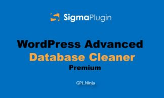 WordPress Advanced Database Cleaner Premium