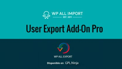 Wpae User Add On Pro