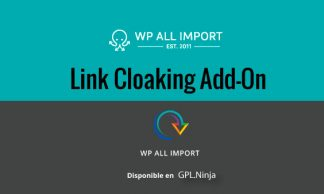 Wpai Linkcloak Add On
