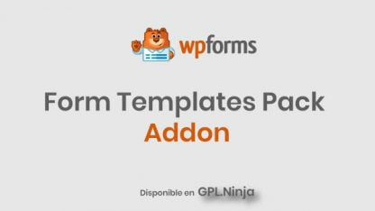 Wpforms Templates Pack