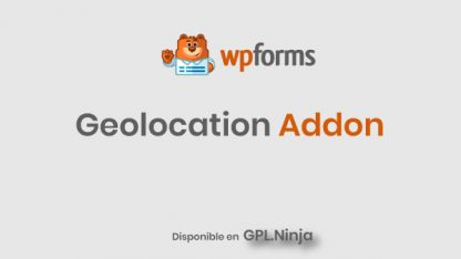 Wpforms Geolocation