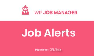 WP Job Manager Alerts