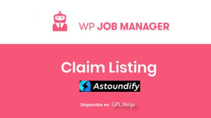 WP Job Manager Claim Listing