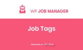 WP Job Manager Tags