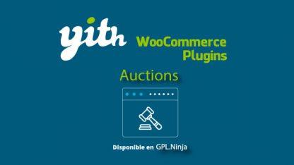 Yith Woocommerce Auctions Premium