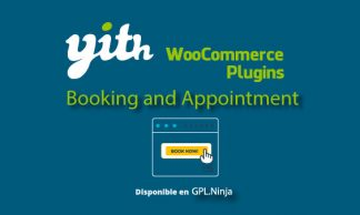 Yith Woocommerce Booking Premium