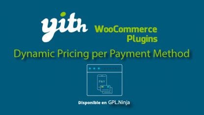 Yith Woocommerce Dynamic Pricing per Payment Method