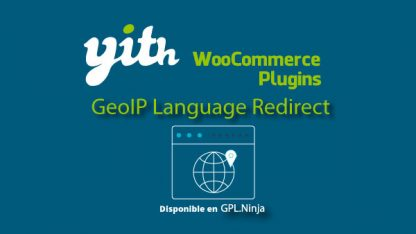 Yith Woocommerce Geoip Lenguage Redirect Premium