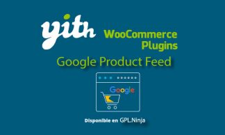 Yith Woocommerce Google Product Feed Premium