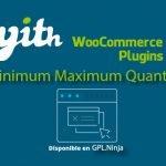 Yith Woocommerce Minimum Maximum Quantitiy Premium