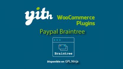 Yith Woocommerce Paypal Braintree Premium