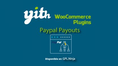 Yith Woocommerce Paypal Payouts Premium