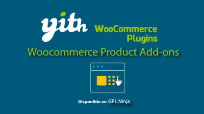 Yith Woocommerce Advanced Product Options Premium