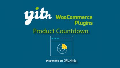 Yith Woocommerce Product sales Countdown Premium