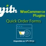 Yith Woocommerce Quick Order forms Premium