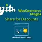 Yith Woocommerce Share for Discounts Premium