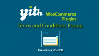 Yith Woocommerce Terms Condition Premium