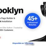 Brooklyn Creative Multipurpose Responsive WordPress Theme
