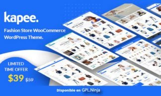 Kapee – Fashion Store WooCommerce Theme