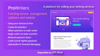 ProWriters Script para Copywriters