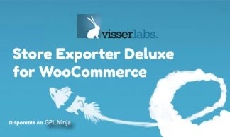 Store Exporter Deluxe for WooCommerce