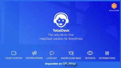 TotalDesk – Helpdesk