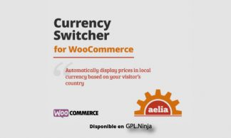 Currency Switcher for WooCommerce