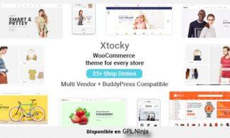 Xtocky – WooCommerce Responsive Theme