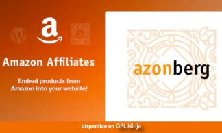 Azonberg – Gutenberg Amazon Affiliates Embed