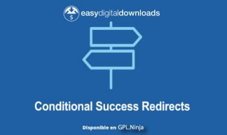 Conditional Success Redirects for EDD