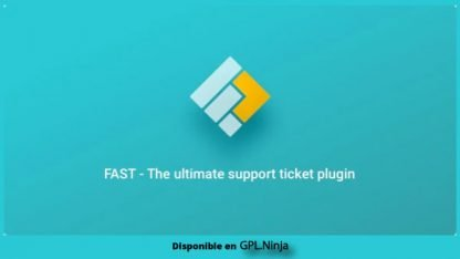 Fast – WordPress Support Ticket Plugin
